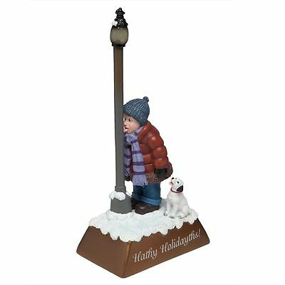 "New! Holly Jollies~A Christmas Story Figurine~""hathy Holidayths""~Mib~Ships Free!"