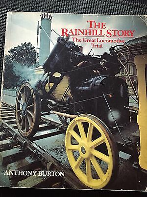 The Rain hill Story- Paperback