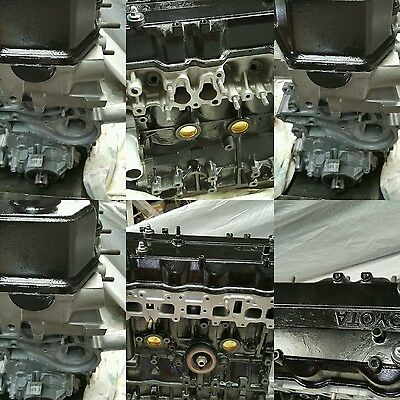 Mitsubishi Pajero V6 3.0L 6G72 Reconditioned Exchange Engine