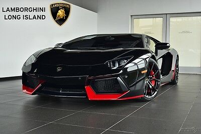 2015 Lamborghini Aventador LP700-4 Offered by Long Island's Only Factory Authorized Lamborghini Dealer