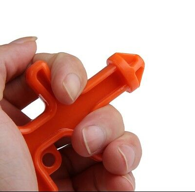 New Essential Self Defense Stinger Duron Drill Protection Tool Nylon Plastic