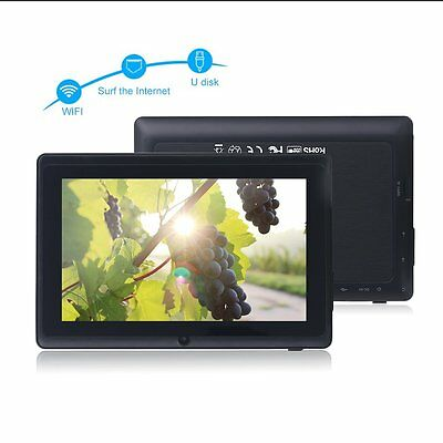 ARM Corte A9 Family 7Inch TFT Touch Screen Display 1024*600 Resoultion Tablet LN