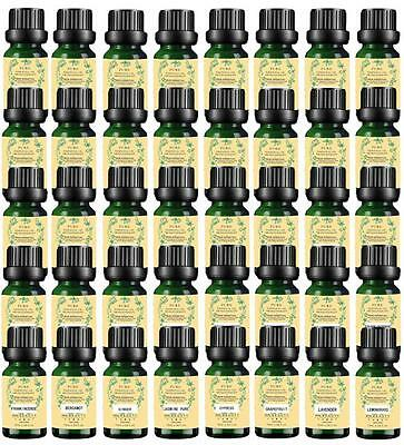 100% Natural Plant Pure Essential Oils 10ml Aromatherapy Therapeutic Grade Z195