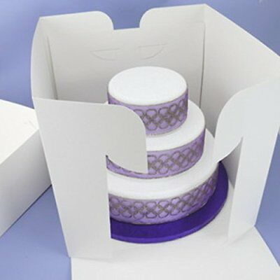 14 x 13 Inch Tall Cake Box For Stacked Cake 1