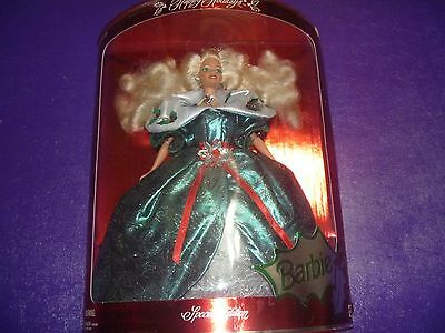 Happy Holiday 1995 Barbie Doll Special Edition By Mattel  *New*