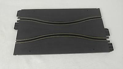 Vintage 1960's Strombecker Plastic 1/32 Slot Car Straight Obstacle Track 1 Piece