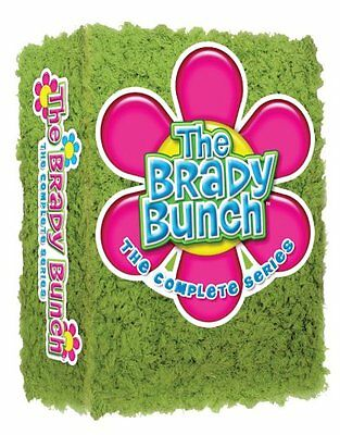 "The Brady Bunch Complete Series Collection 21 Disc Dvd Box Set ""new&sealed"""