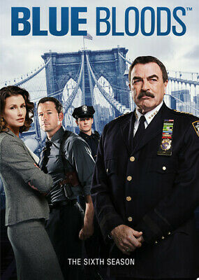 Blue Bloods: The Sixth Season (2016, DVD NUEVO)6 DISC SET (REGION 1)