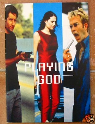 DOSSIER DE PRESSE PLAYING GOD - Angelina JOLIE / David DUCHOVNY / Timothy HUTTON