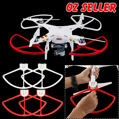 4pcs Quick Release Snap On Propeller Props Protector Guard For DJI Phantom 1 2 3