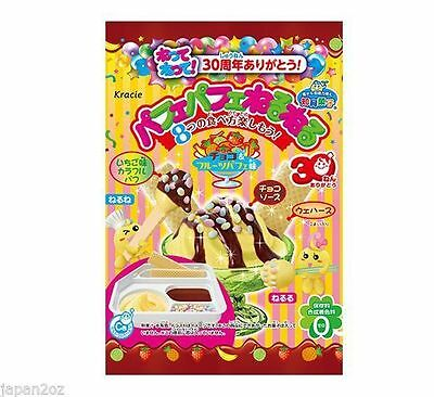 KRACIE POPIN COOKIN PARFAIT NERUNERUNE KIT DIY Japanese Candy Poppin Cooking