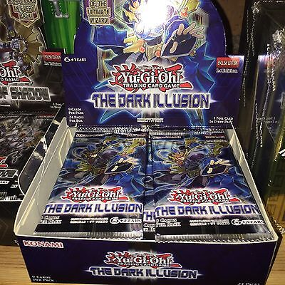 Yugioh - The Dark Illusion Booster Pack