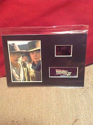 Back to the future 3 6x4 film cell display 7 DAY SALE