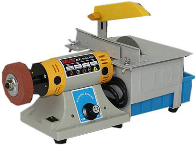 Multifunctional Mini Bench Lathe Machine Electric Grinder Polisher Driller 220V