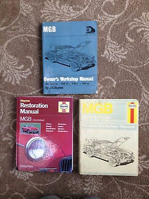 Mg-bgt restoration manual