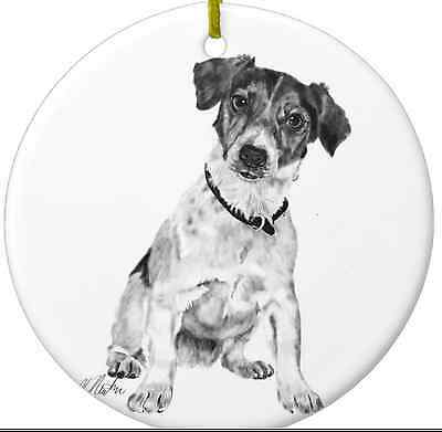 Ornament  - Jack Russell Terrier