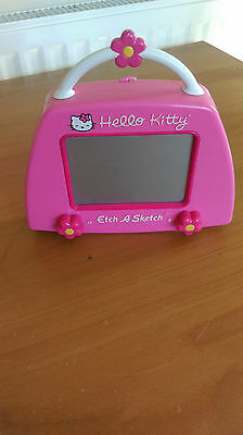 Hello Kitty Etch A Sketch