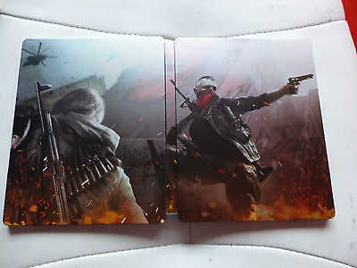 Steelbook Collector Homefront The Revolution (Ps4 , Xbox One)
