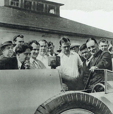 Captain Malcolm Campbell New World Land Speed Record 1931 Photo Article A595