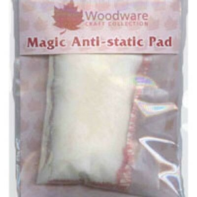 Woodware Magic Anti Static Bag - For Use With Stamping & Embossing - 2352 - NEW