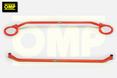 Omp Front & Rear Strut Braces Vw Golf Mk3 Vr6
