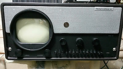 Vintage 1940s Hallicrafters Model T54 Television - RARE