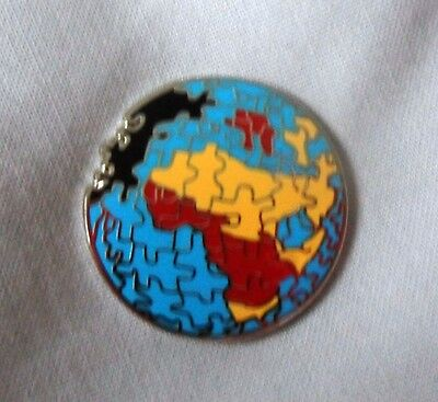 NEW The Seahorses 'do it yourself' enamel badge.John Squire,Stone Roses,Tickets