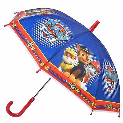 "Paw Patrol ""Let's Roll"" Boy's Umbrella"