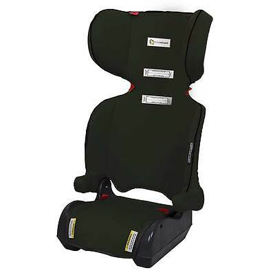 InfaSecure Getaway Folding Booster - Charcoal - NEW