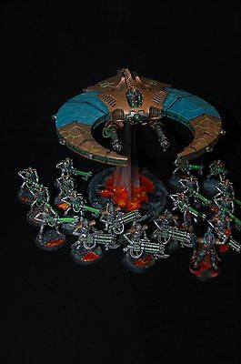 Necron Army Fully Painted (high standard) Warhammer 40k