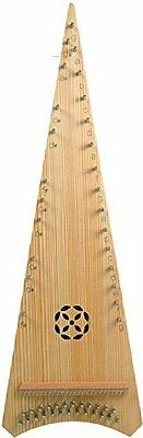 Hora GR63036 Bowed Psaltery Outfit, Alto, Naturale