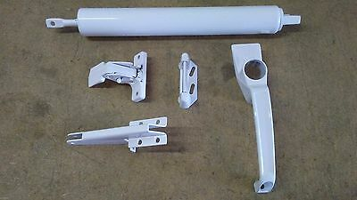 Set of Two (2) Screen and Storm Door Closer Kit