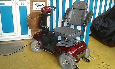 Mobility Scooter Shoprider Cadiz 8/4Mph Great Condition Good Batteries