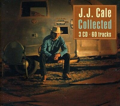 Collected - 3 DISC SET - J.J. Cale (2007, CD NUOVO)