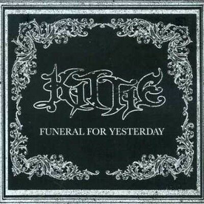 Funeral For Yesterday - 2 DISC SET - Kittie (2007, CD NUOVO)