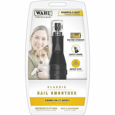 Wahl Professional Animal Classic Nail Grinder Trimming Kit #5971