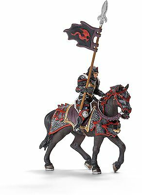 Schleich - Dragon Knight on Horse with Lance Action Figure 70102 NEW