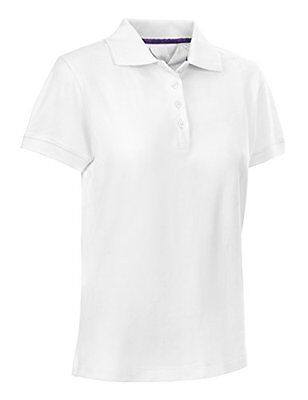 Select, Polo Donna Wilma, Bianco (Weiß), S