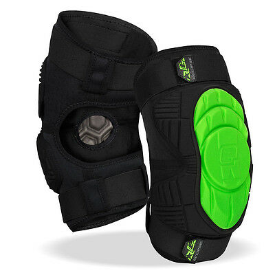 Planet Eclipse Paintball HD Core Knee Pads - 2XL