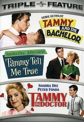 Tammy and the Bachelor/Tammy Tell Me True/Tammy a (2008, DVD NUEVO) W (REGION 1)