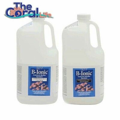 E.s.v. B-Ionic Esv 2-Part Calcium & Alkalinity Buffer System - 2 Gallon Set