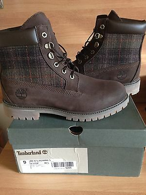Bottes Timberland 6 In Panel Marron (Brown) homme, taille 43