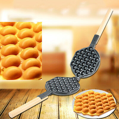 Yes Restaurant Non Stick Egg Bread Mold Pan For Waffle Maker Machine Cake Y2R3