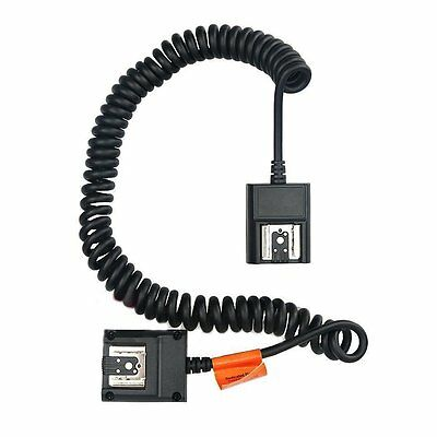 Godox TL-N 3M i-TTL Off Camera FLASH sync Cord for Nikon SB910 SB900 SC-28 SC-29