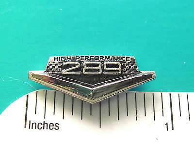 289 FORD high performance - hat pin , tie tac , lapel pin , hatpin GIFT BOXED