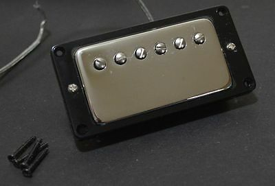 Vintage 1974 Gibson Les Paul Humbucker Pickup Patent Number T-Top NOS M-8 Ring
