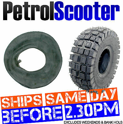 Mini Moto Quad TYRE   Inner Tube 3.00-4 Tire 9 x 3.5-4 Innertube Wheel Minimoto