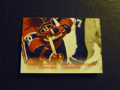 CANADA Stamp Booklet NHL Forwards: Sidney Crosby Mark Messier MINT