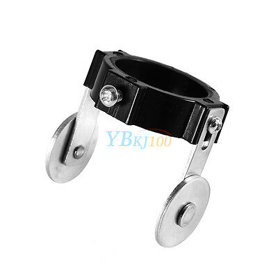 Roller Guide Wheel Spacer for P80 Air Plasma Cutter Torch Black and Silver NEW