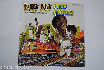 Fred Hughes Baby Boy Vinyl Lp Record New Sealed Original 1969 Northern Soul Rare